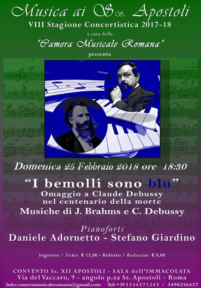 Concerto Camera Musicale Romana